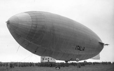 Public Talk: In Search of the Airship Italia