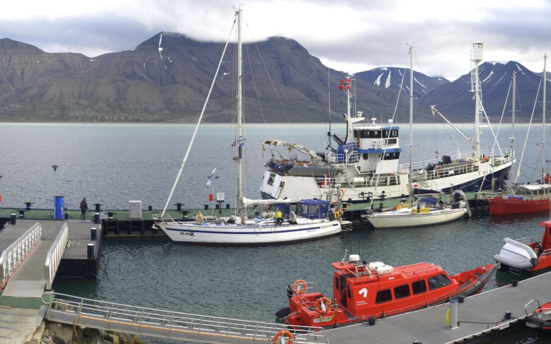 Team prepares for mission in Longyearbyen