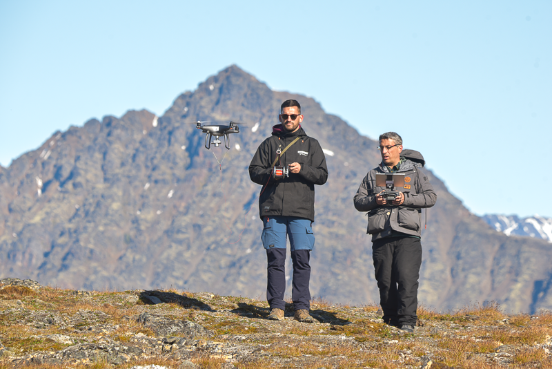 Mapping the Abandoned WWII Station in Svalbard